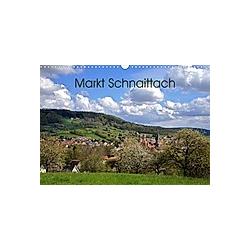 Markt Schnaittach (Wandkalender 2021 DIN A3 quer)