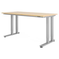 RINO 18 S | 180x80 | Schwerlast-Tisch - Ahorn