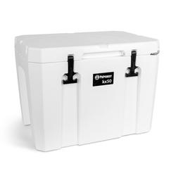 Petromax Kühlbox 50 Liter alpenweiß