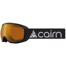 Cairn - Rainbow Photochromic Mat Black - Skibrillen