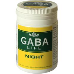 GABA LIFE Night Hartkapseln
