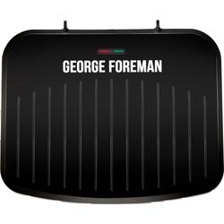 George Foreman 25810 Medium Health Grill - Black