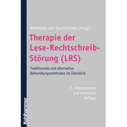 Therapie der Lese-Rechtschreib-Störung (LRS)