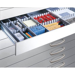 CP 7100 Schubladeneinsatz grau