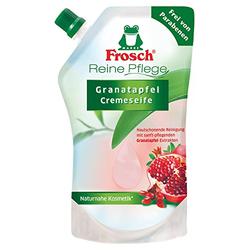 Frosch Reine Pflege Cremeseife mit Granatapfel Nachfüller 6er Pack