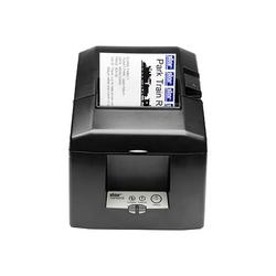 TSP-654II AirPrint - Bon-Thermodrucker mit Abschneider, Apple AirPrint-Schnittstelle, schwarz