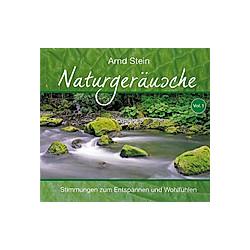 Naturgeräusche Vol.1-Stimm.Z.E - Hörbuch