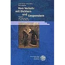 Vom Verkehr mit Dichtern und Gespenstern. Jochen Strobel  - Buch