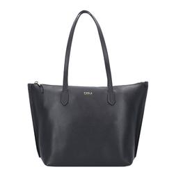 Furla Furla Luce Shopper Tasche Leder 29 cm nero