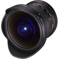 Samyang Fish-Eye-Objektiv f/22 - 2.8 12mm