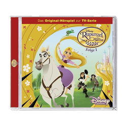 Disney Rapunzel - Folge: 1 (CD)