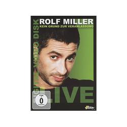 Rolf Miller - Kein Grund Zur Veranlassung DVD