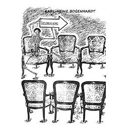 STUHLGANG. Karl-Heinz Bogenhardt  - Buch