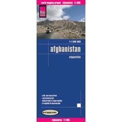 Afghanistan 1:1.000.000