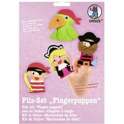 Filz-Set Fingerpuppen Abenteuer