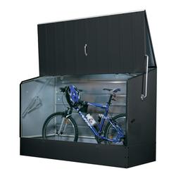 Tepro Metall Fahrradbox / Fahrradgarage anthrazit