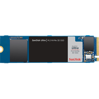 SanDisk Ultra 3D 500 GB M.2 SDSSDH3N-500G-G25
