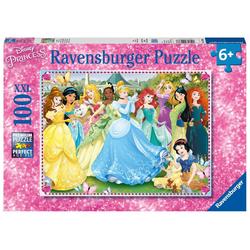 Disney Prinzessin: Zauberhafte Prinzessinnen. Puzzle 100 Teile XXL