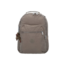 KIPLING Schulrucksack Back to School, Nylon natur