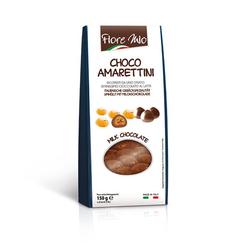 Fiore Mio schokolierte Amarettini mit Milchschokolade Latte 150g