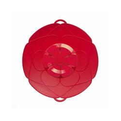 Kochblume Überkochschutz Überkochschutz rot 25.5 cm
