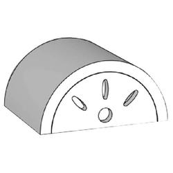 BRULApor Gewölbeaufsatz R250