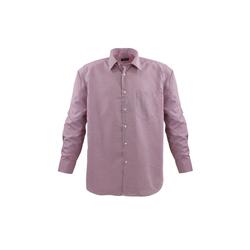 Lavecchia Hemd Übergrößen Hemd Übergrößen Hemd, lang Arm rot 6XL