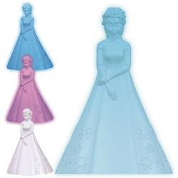 Lexibook® Nachtlicht 3D Frozen Elsa Design farbiges Nachtlicht