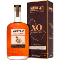 Mount Gay 1703 XO Triple Cask 0,7L (43% Vol.)