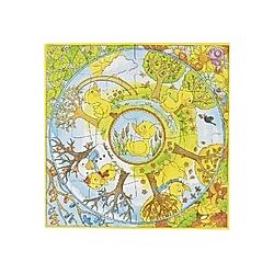 XL Puzzle Ein Jahr mit der kleinen Ente (Holzpuzzle)