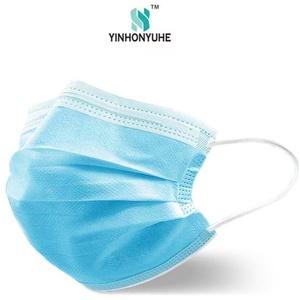 YINHONYUHE OP Masken medizinisch farbig Typ IIR