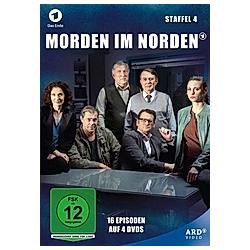 Morden im Norden - Staffel 4 - DVD  Filme