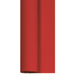 Duni Dunicel Tischdecke Rolle 25x1,18m rot - 2x1 Stück