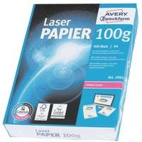 Zweckform Colour Laser A4 100 g/m2 500 Blatt (2562)