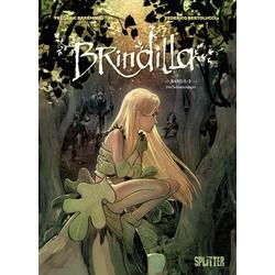 Brindilla. Band 1 (von 2) als Buch von Brrémaud