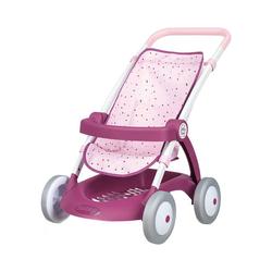 Smoby Puppenwagen Baby Nurse Puppenwagen, pink/rosa