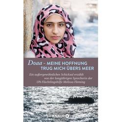 Doaa - Meine Hoffnung trug mich übers Meer als Buch von Melissa Fleming
