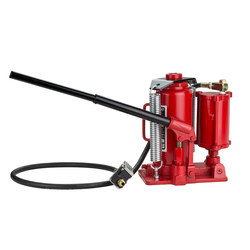Druckluft Stempelwagenheber / Wagenheber 12t pneumatisch hydraulisch