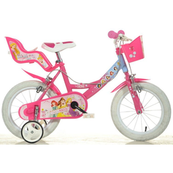 Dino Kinderfahrrad Princess, 1 Gang 30 cm