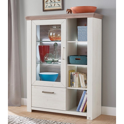 set one by Musterring Highboard york, Typ 13