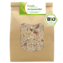 BIO Superfood Müsli - 1 kg