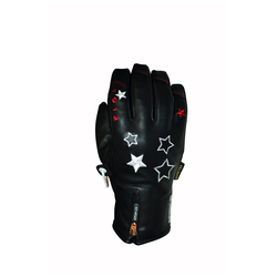 Eska Handschuh Moon Handschuh - L, Handschuhvariante - Handschuhe, Handschuhfarbe - Black,