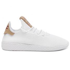 adidas Pharrell Williams Tennis Hu white-beige/ white, 38