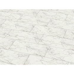 Glanzlaminat Jangal 2921 Glanz Carrara Marmor Stone Line 8mm Fliese