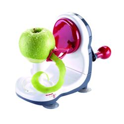 WESTMARK Loop Apfelschälmaschine, So macht Apfelschälen Spaß, 1 Stück