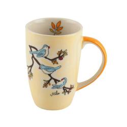 Mila Becher Mila Keramik-Design-Becher Vögel