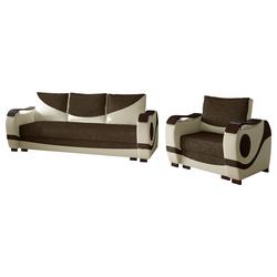 Komplet wypoczynkowy Opkora kanapa i fotel