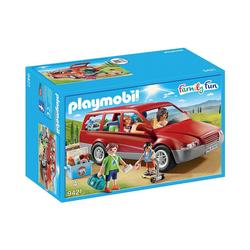 Playmobil® Spielfigur PLAYMOBIL® 9421 Familien-PKW