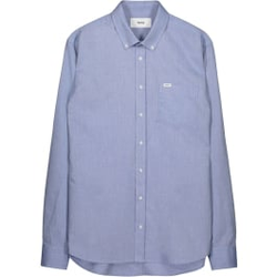 Makia - Flagship Shirt Blue - Hemden - Größe: XL