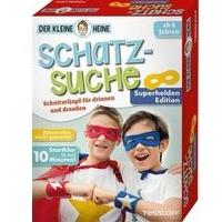 Tessloff Der kleine Heine - Schatzsuche - Superhelden Edition (Spiel)